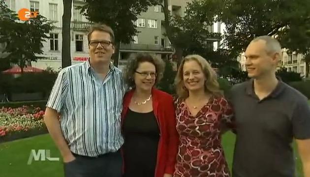 """ZDF-Mona Lisa: """"Mehr als einen lieben"""" – 28. September 2014"""