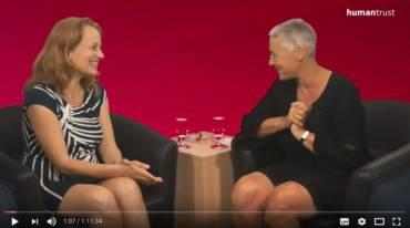 """Video: """"Geheimnisse aus dem Schlafzimmer der Königin: SlowSex für erfüllten Sex"""" mit Andrea Lindau"""