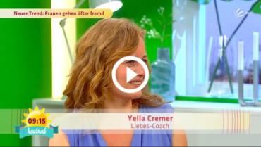 2017-07-12 Sat 1 Frühstücksfernsehen – Frauen gehen immer öfter fremd – warum?