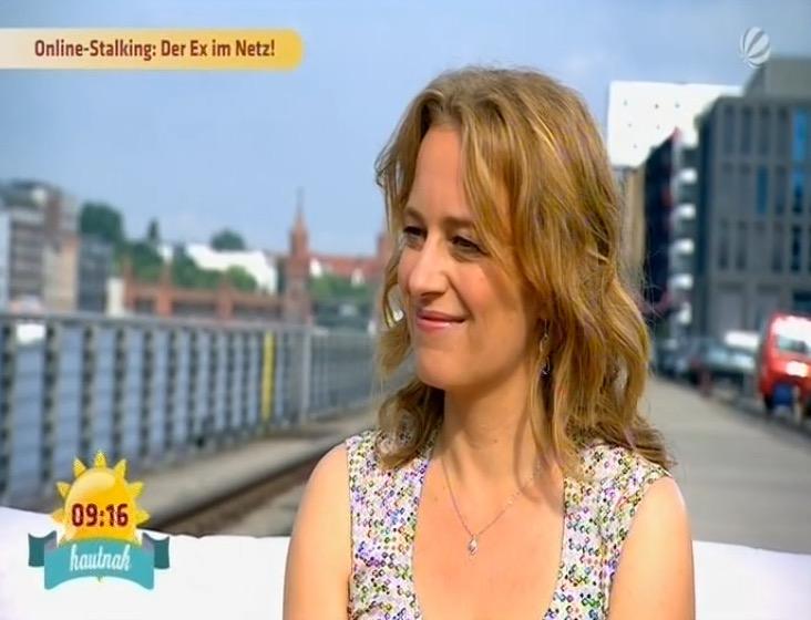 2. August 2017: Sat1 Frühstücksfernsehen – Online Stalking: der Ex im Netz