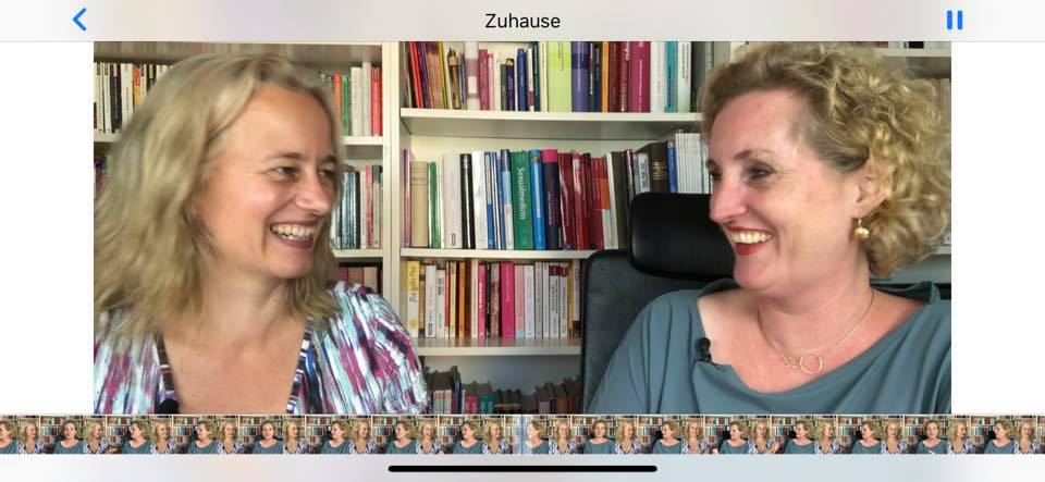 """2018-10-24 Podcast mit Anja Drews: """"Der Luxus der Yonimassage"""""""