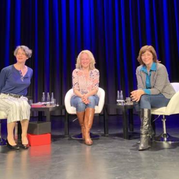 """17. Januar Urania Berlin """"Make Love – mal langsam"""" mit Ann-Marlene Henning, Brenda Stromaier und Yella Cremer"""