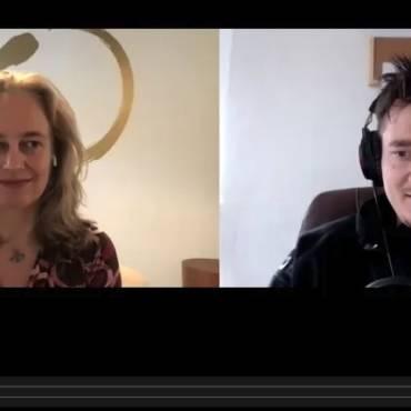 """Podcast mit Mark Oswald """"Wie wir ein unverschämt gutes Sexleben erschaffen können – Mark Oswald interviewt Yella Cremer"""""""