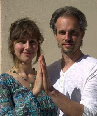 Hella Suderow und Christian Schumacher