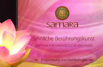 SAMARA – Zentrum für ganzheitliche Massagen – Tantramassage TMV® in Hagen